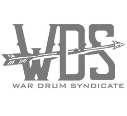 War Drum Syndicate Logo